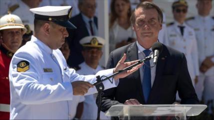 Discurso de Bolsonaro sobre las Fuerzas Armadas genera polémica