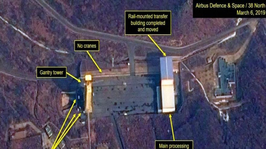 ¿Reanudó Pyongyang su programa de misiles tras reunión Kim-Trump?