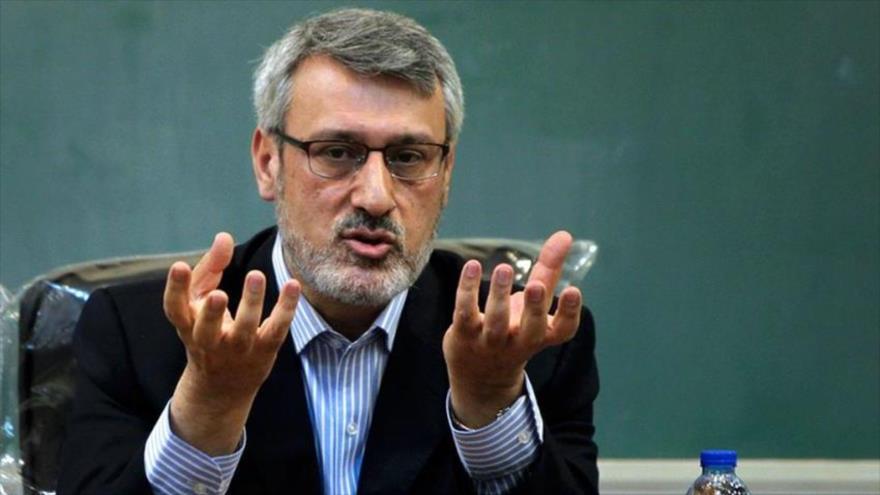 Irán ve ilegal la protección diplomática de Londres para su espía | HISPANTV