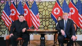 Corea del Norte culpa a EEUU del fracaso de cumbre Trump-Kim