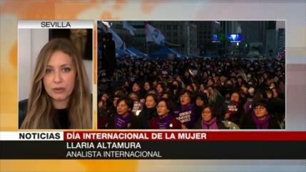 Altamura: Aún hay discriminación social y económica contra mujer