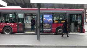 Huelga general de transportes paraliza toda Italia