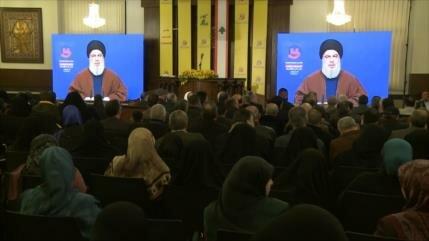 Hezbolá elogia entidad que apoya a Resistencia ante Israel