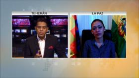 Presidenta del Senado de Bolivia concede entrevista a HispanTV