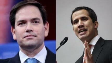 """Venezuela vincula a Rubio y Guaidó con """"ataque"""" eléctrico"""