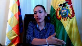"""Salvatierra alaba """"trabajo sacrificado"""" del presidente Morales"""