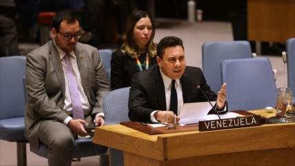 """Venezuela denuncia el """"robo de proporciones históricas"""" por EEUU"""