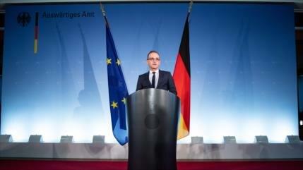 Ministro alemán no descarta sanciones adicionales de UE a Maduro