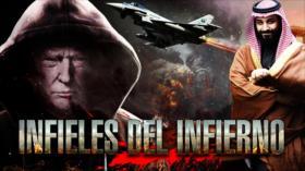 Detrás de la Razón: Periodista descuartizado, violación sexual, bombas, armas y petróleo; el secreto de Trump