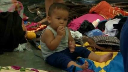 Inmigración separó a bebés menores de un año de sus madres