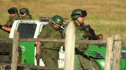 """Gran preocupación por """"estado de excepción"""" en Chile"""