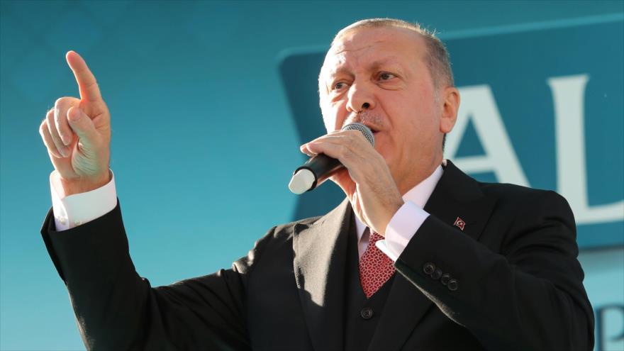 'EEUU está enojado por una Turquía soberana, no por los S-400' | HISPANTV