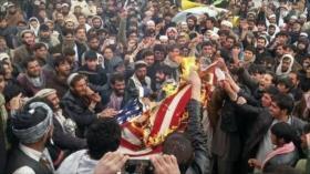 Mortíferas redadas de EEUU indignan al pueblo en Afganistán