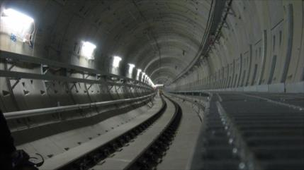 China financia el túnel ferroviario submarino más largo del mundo
