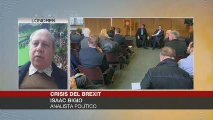 Bigio: Lo más probable es que se postergue el Brexit