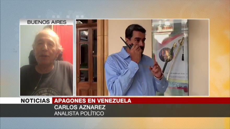 'Sabotaje de EEUU intenta crear enemistad entre venezolanos' | HISPANTV