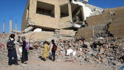 Unicef: Agresión a Yemen deja sin escuela a 2 millones de niños