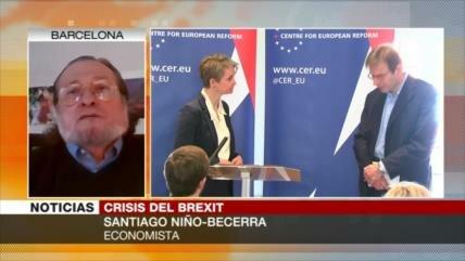 Niño-Becerra: La UE podría prolongar la fecha límite del Brexit