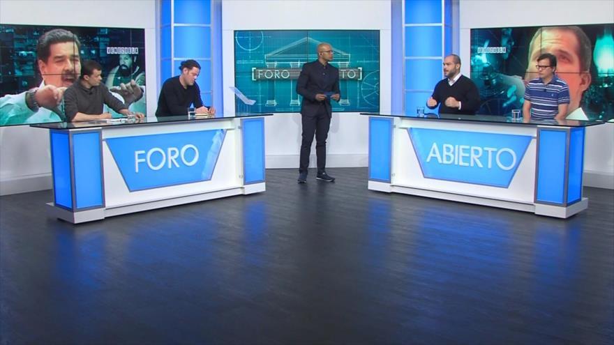 Foro Abierto: Venezuela; apagón como forma de presión injerencista