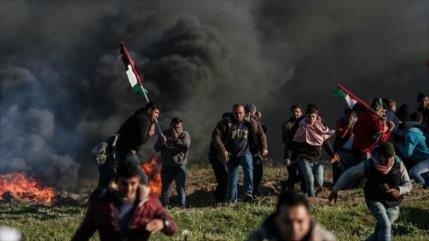 Muere joven palestino herido por disparos de fuerzas israelíes