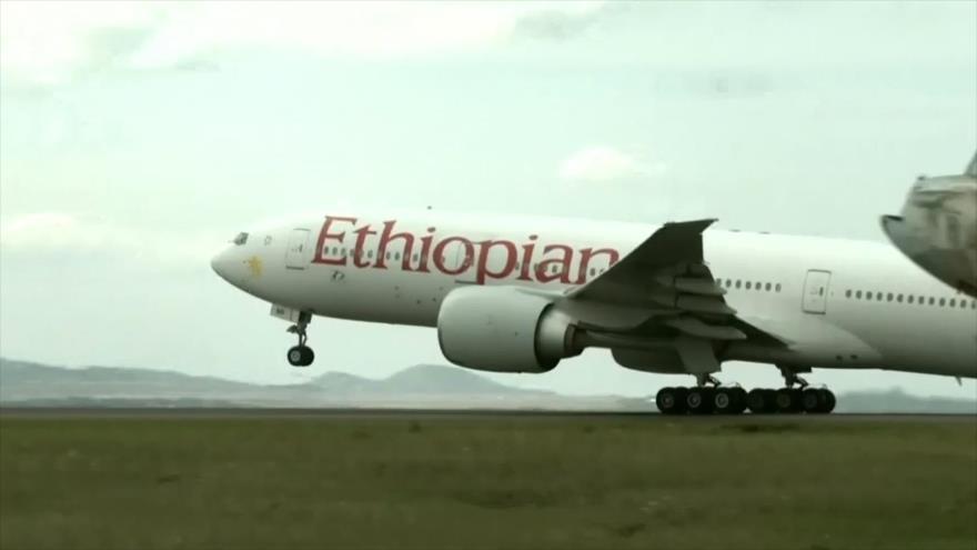 Tragedia aérea en Etiopía suscita un enorme impacto en el mundo