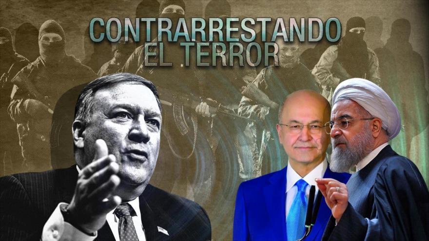 Detrás de la Razón: Apocalipsis: ¿el fin del mundo sería en Oriente Medio? EEUU, Irak, Irán mueven fichas