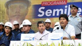 Morales: Mentiras de EEUU buscan justificar agresión a Venezuela