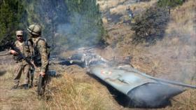Revelado: uno de los pilotos capturados por Paquistán era israelí