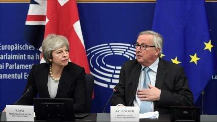 Europa advierte al Reino Unido ante eventual rechazo del Brexit