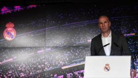 Zidane vuelve como entrenador al Real Madrid por Solari
