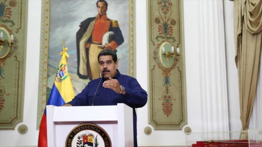 Maduro: Guerra eléctrica fue provocada por una tecnología de EEUU