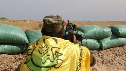 Movimiento bareiní: Hezbolá iraquí es una espina en ojos de EEUU