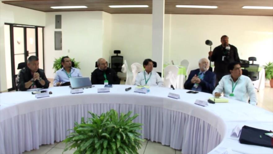 La oposición analiza continuar con las negociaciones en Nicaragua