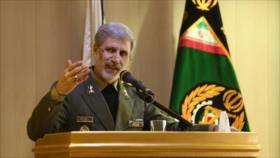 """""""Sanciones de EEUU no pudieron mermar capacidad defensiva de Irán"""""""