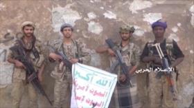 Fuerzas yemeníes abaten a varios soldados saudíes en Arabia Saudí