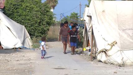 Refugiados y ONG denuncian deportaciones ilegales dentro de Europa
