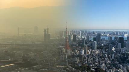 La contaminación del aire mata más personas al año que el tabaco