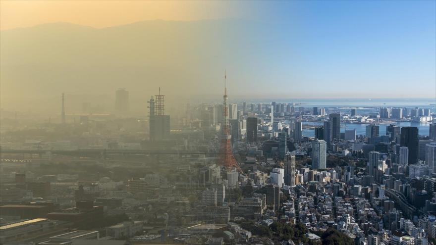Contaminación del aire provoca anualmente cerca de 9 millones de muertes en todo el mundo y 800 000 solo en Europa.