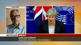 Puente: Negociaciones del Brexit arriesgan el Gobierno de May