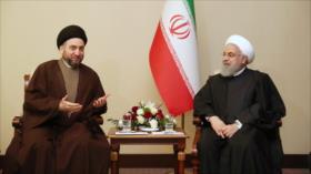 Irán ofrece ayuda para resolver los problemas del Oriente Medio