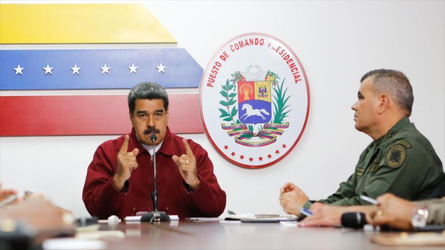 Maduro: Comisión investigará ataque eléctrico de EEUU a Venezuela | HISPANTV