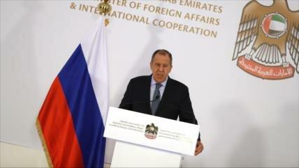 Rusia: en Washington toda la Diplomacia se reduce a sanciones