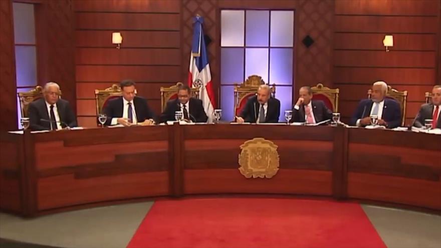 Sociedad civil exige destitución del procurador general dominicano