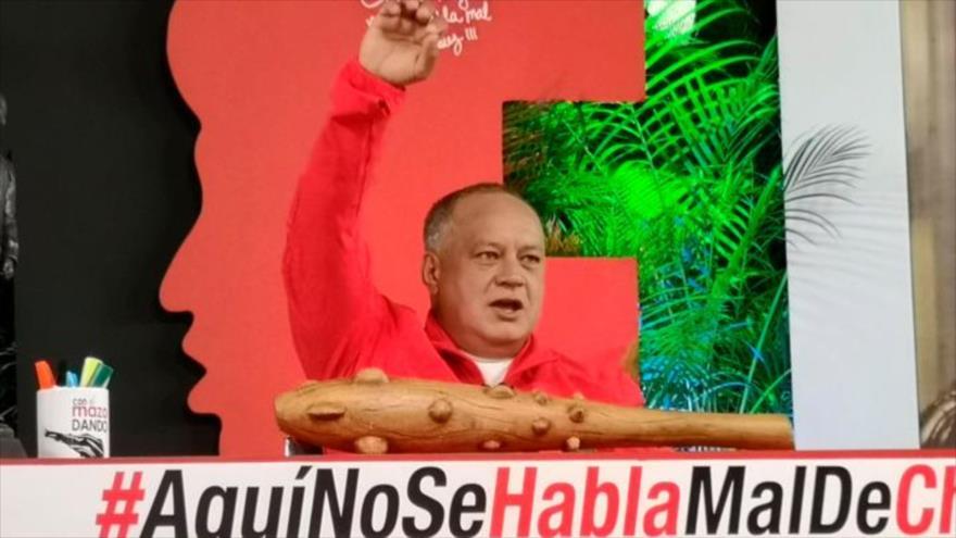 Cabello alaba resistencia de venezolanos ante ataques de EEUU