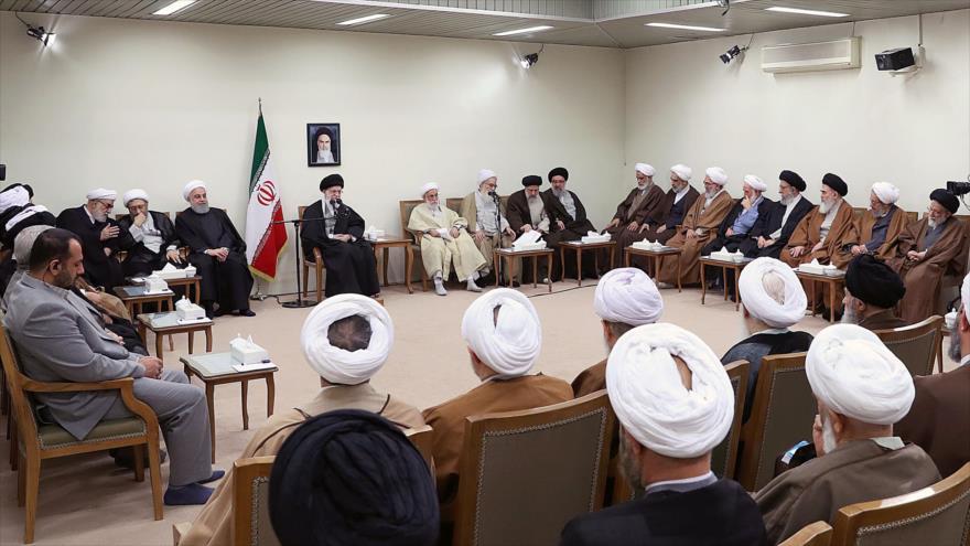 """Líder urge a la """"máxima movilización"""" ante amenazas de enemigos"""