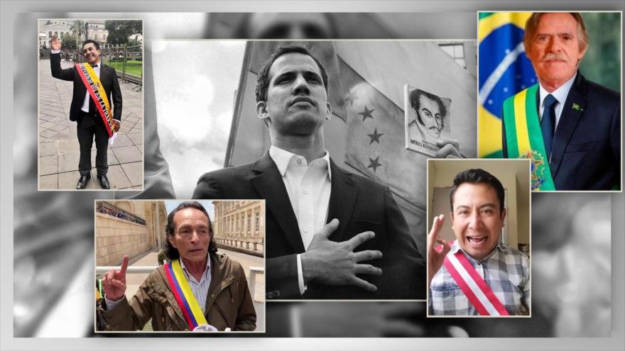 Ejemplo de Guaidó se convierte en broma en América Latina