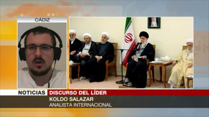 Salazar: EEUU hostiga constantemente a Irán por ser país soberano