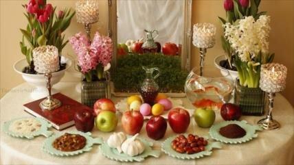 Celebran en México el Año Nuevo persa, conocido como 'Noruz'