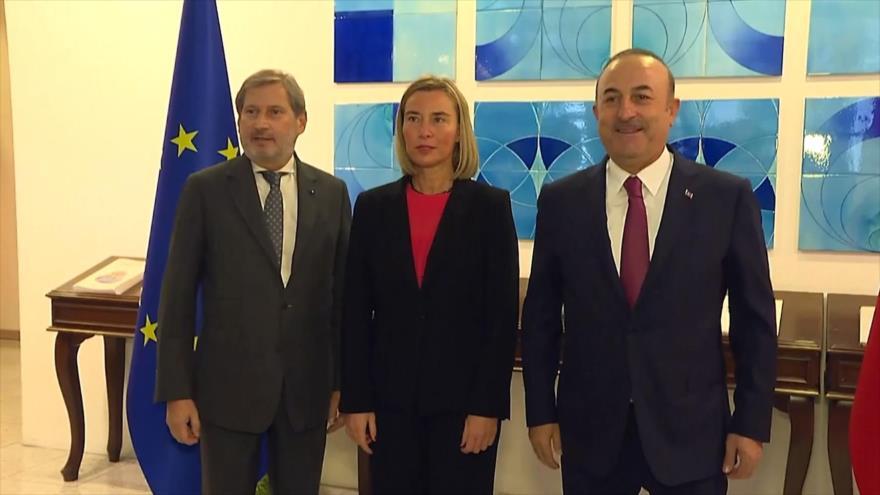 Posible suspensión de las negociaciones entre Turquía y la UE
