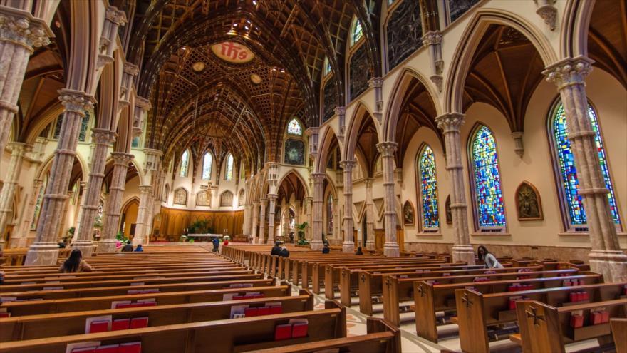 37 % de católicos de EEUU pierde fe en Iglesia por abusos sexuales | HISPANTV